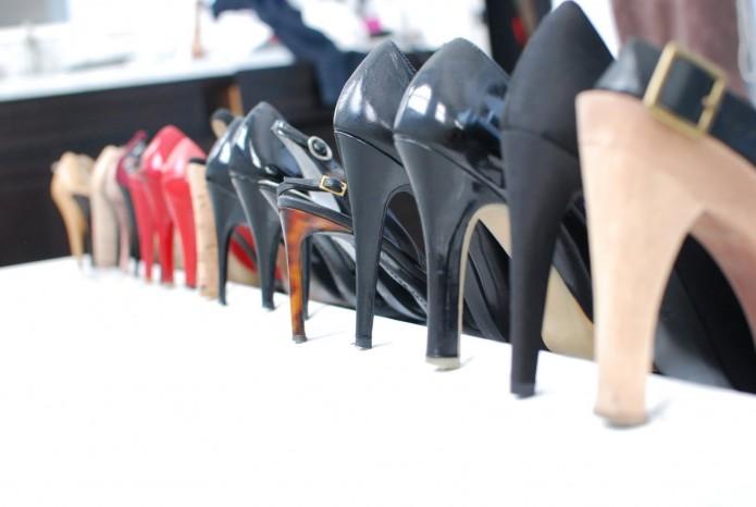 Zapatos de tacón alto cómodos para fiesta