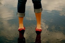 Tecnologías para calzados en días de lluvia