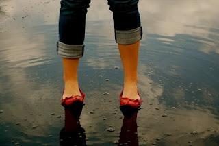 Zapatos para días de lluvia